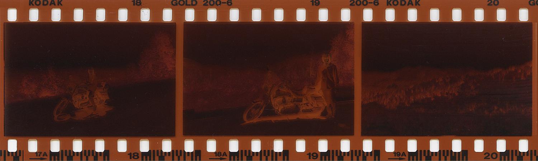 Emperor 35mm Negatives