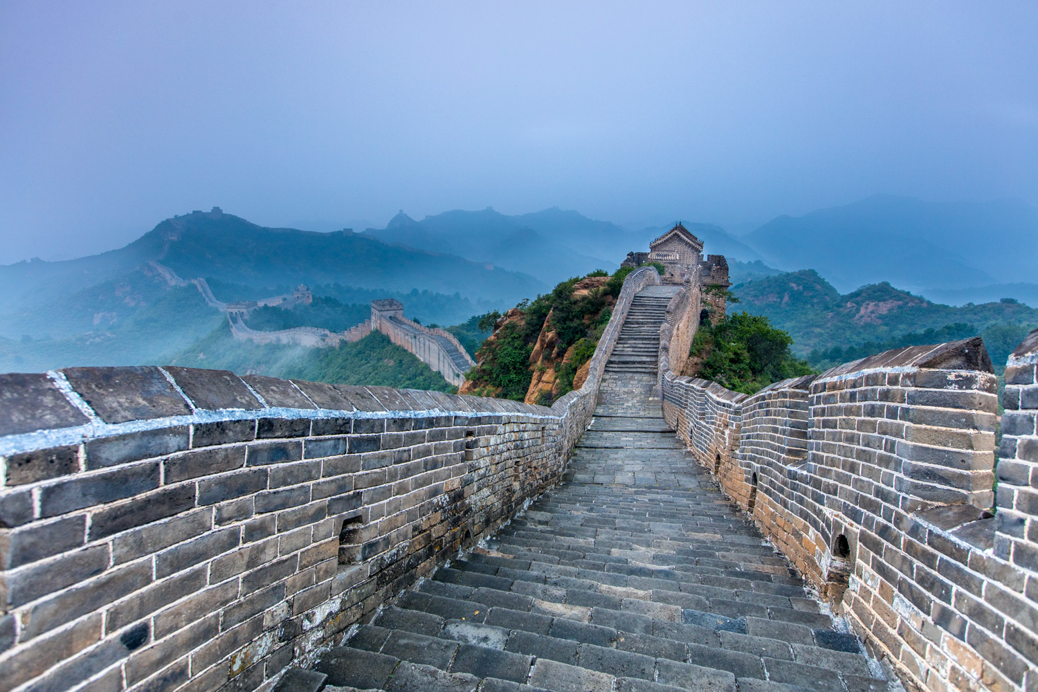 Travel Icon 02 - great wall of China