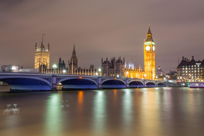 Travel Icon - Big Ben