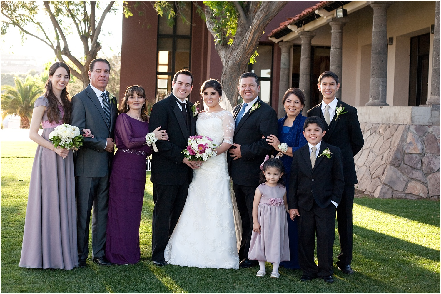 How to photograph family and bridal party portraits quickly at weddings 8