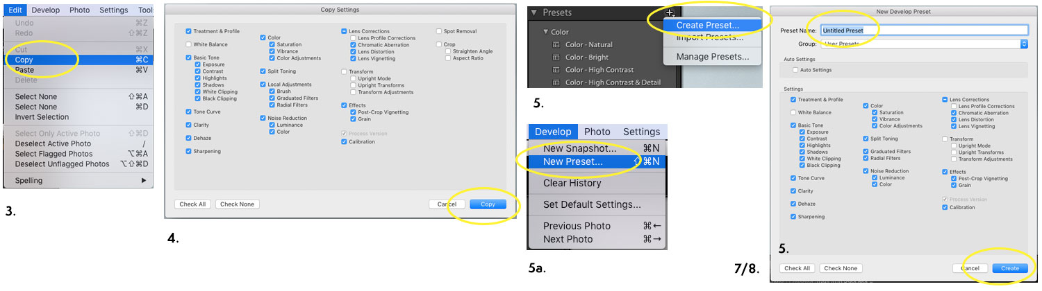 How to Achieve a Consistent and Clean Photo Editing Style - Using Presets in Lightroom