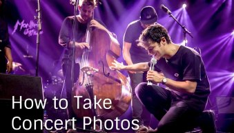 How to Take Better Concert Photos