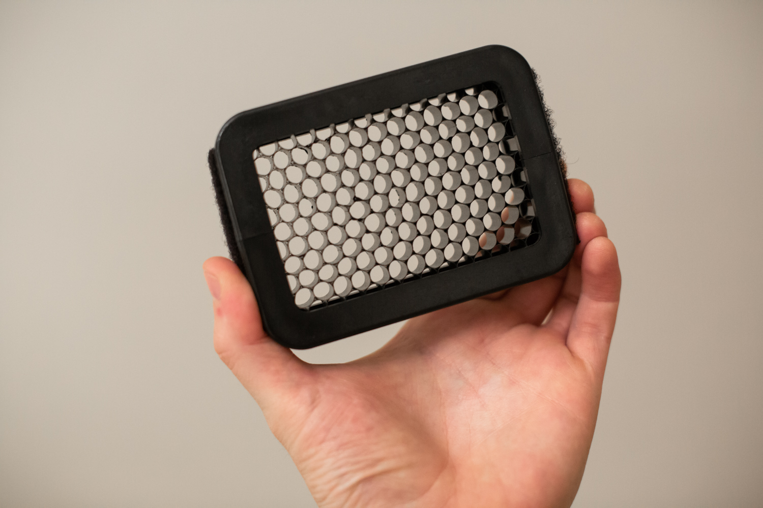 A grid modifier for speed light flashes