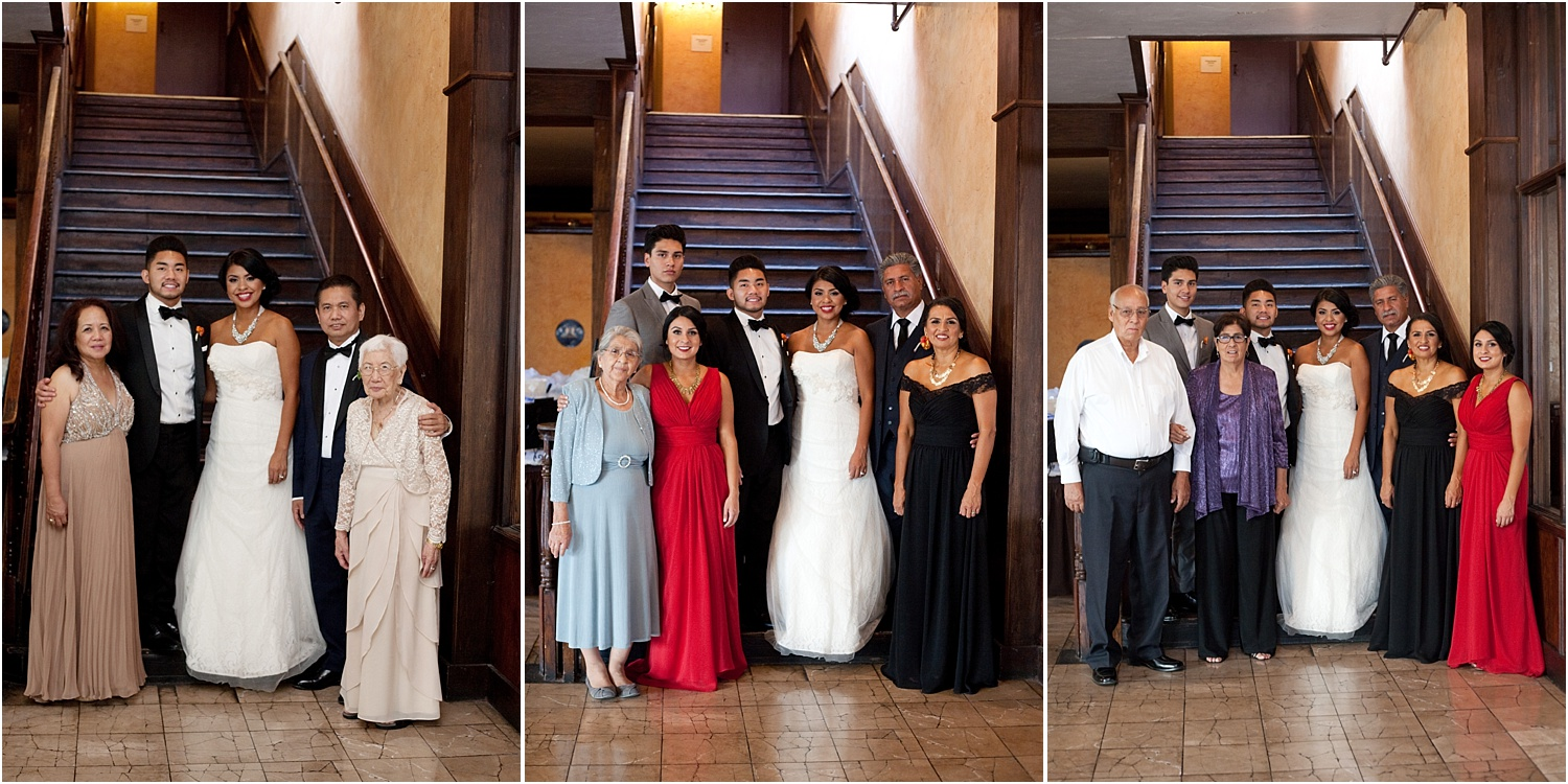How to photograph family and bridal party portraits quickly at weddings 9