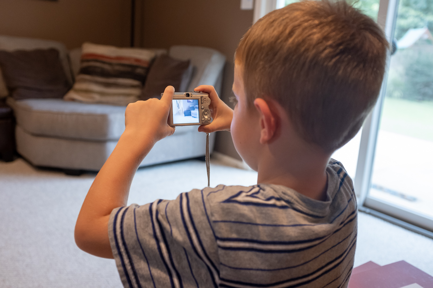 What you need to know about choosing cameras for kids.
