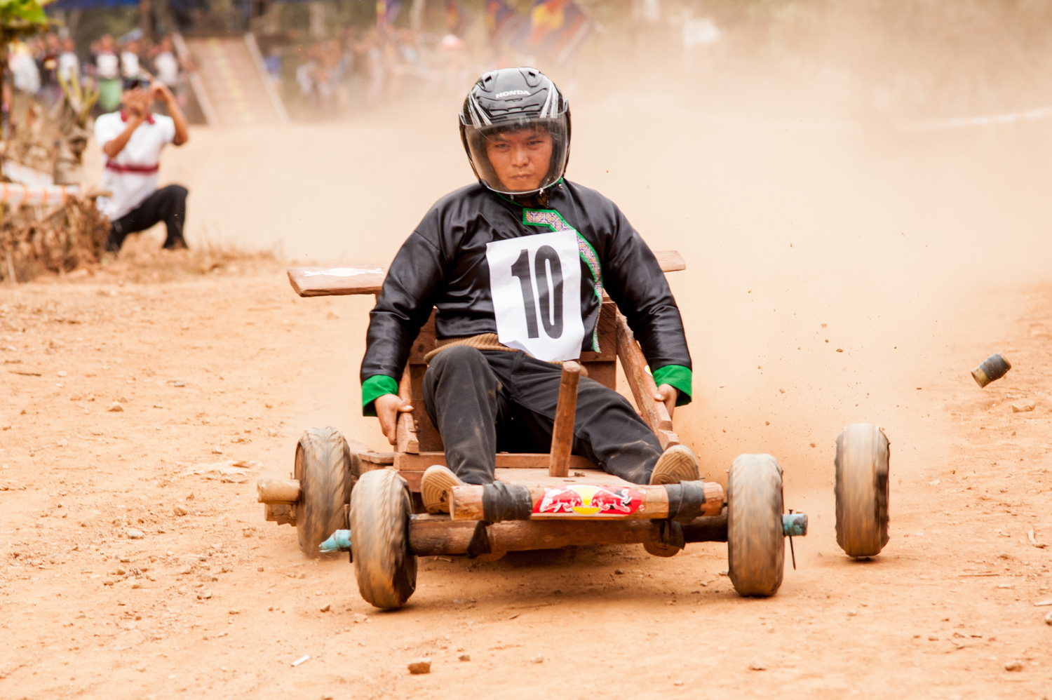 How To Stimulate Your Photography by Learning From the Best Cart Racer © Kevin Landwer-Johan