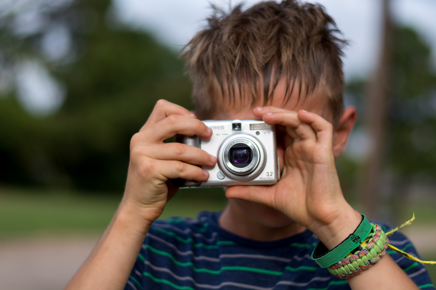How to Get Kids Interested in Photography 1