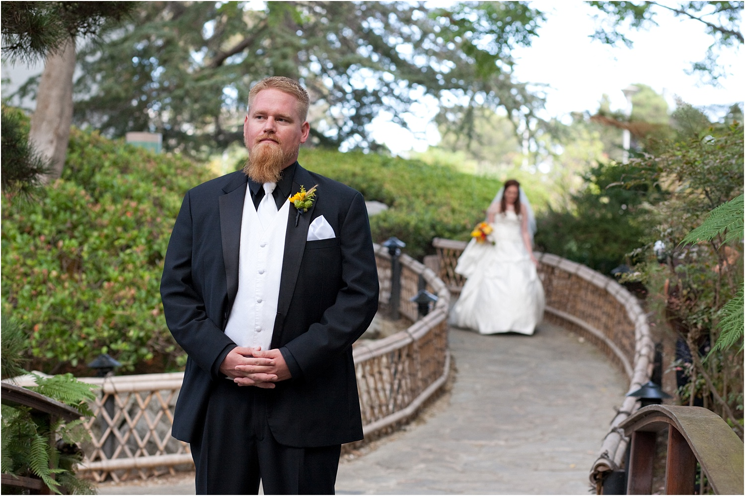 Photographing a 'First Look': The Pros and Cons for Wedding Photographers