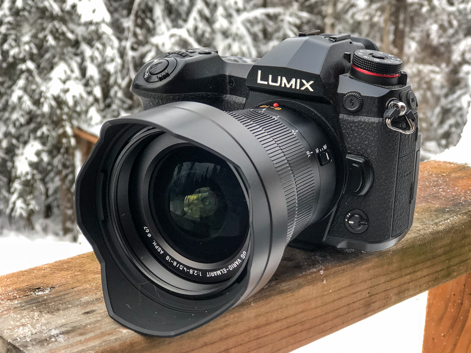 1 - Gear Review - Lumix G9 Mirrorless Camera