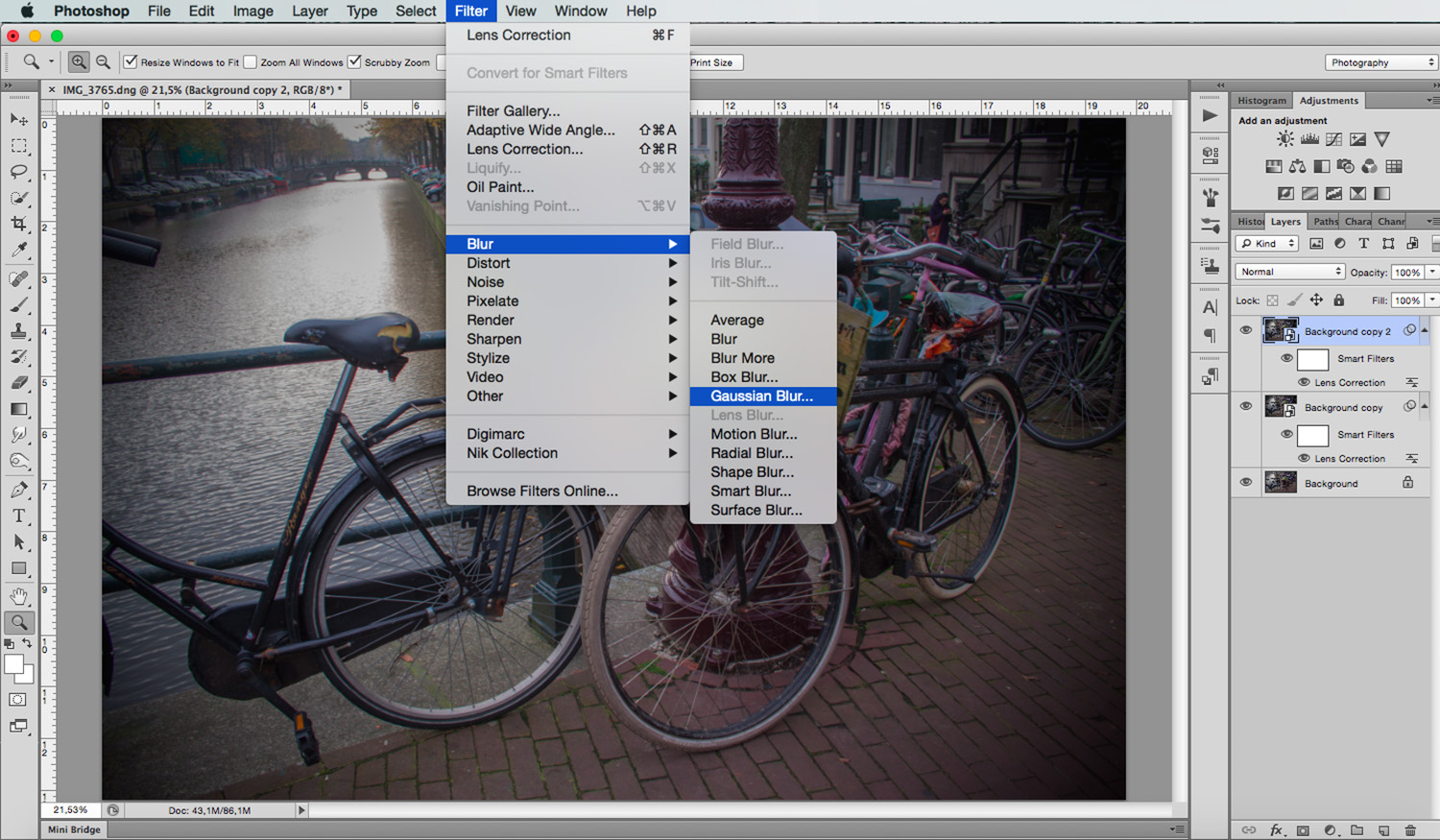 How to Mimic Lomography in Photoshop with Ease 4