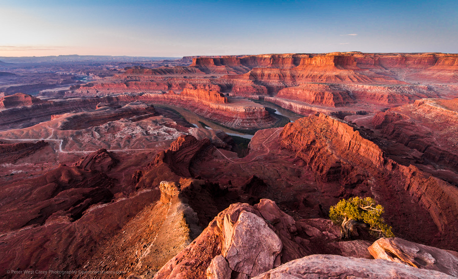 Photography Hot Spots - Dead Horse Point