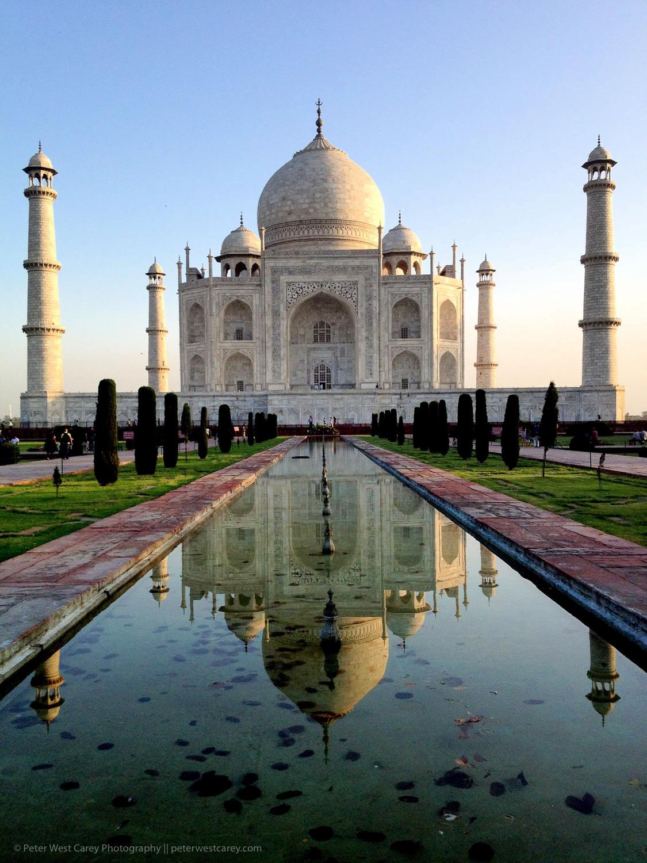 Photography Hot Spots - Taj Mahal