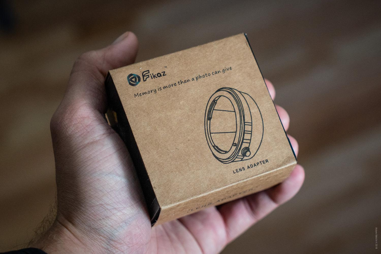 1 - Gear Review - Fikaz Sony E-Mount Lens Adapters