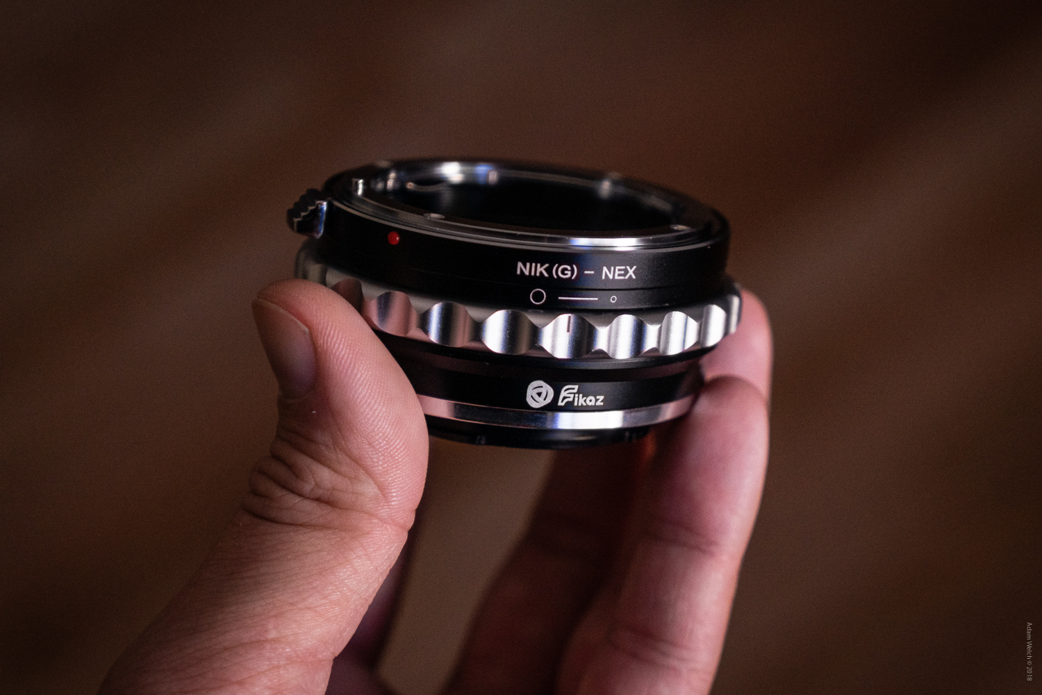 2 - Gear Review - Fikaz Sony E-Mount Lens Adapters