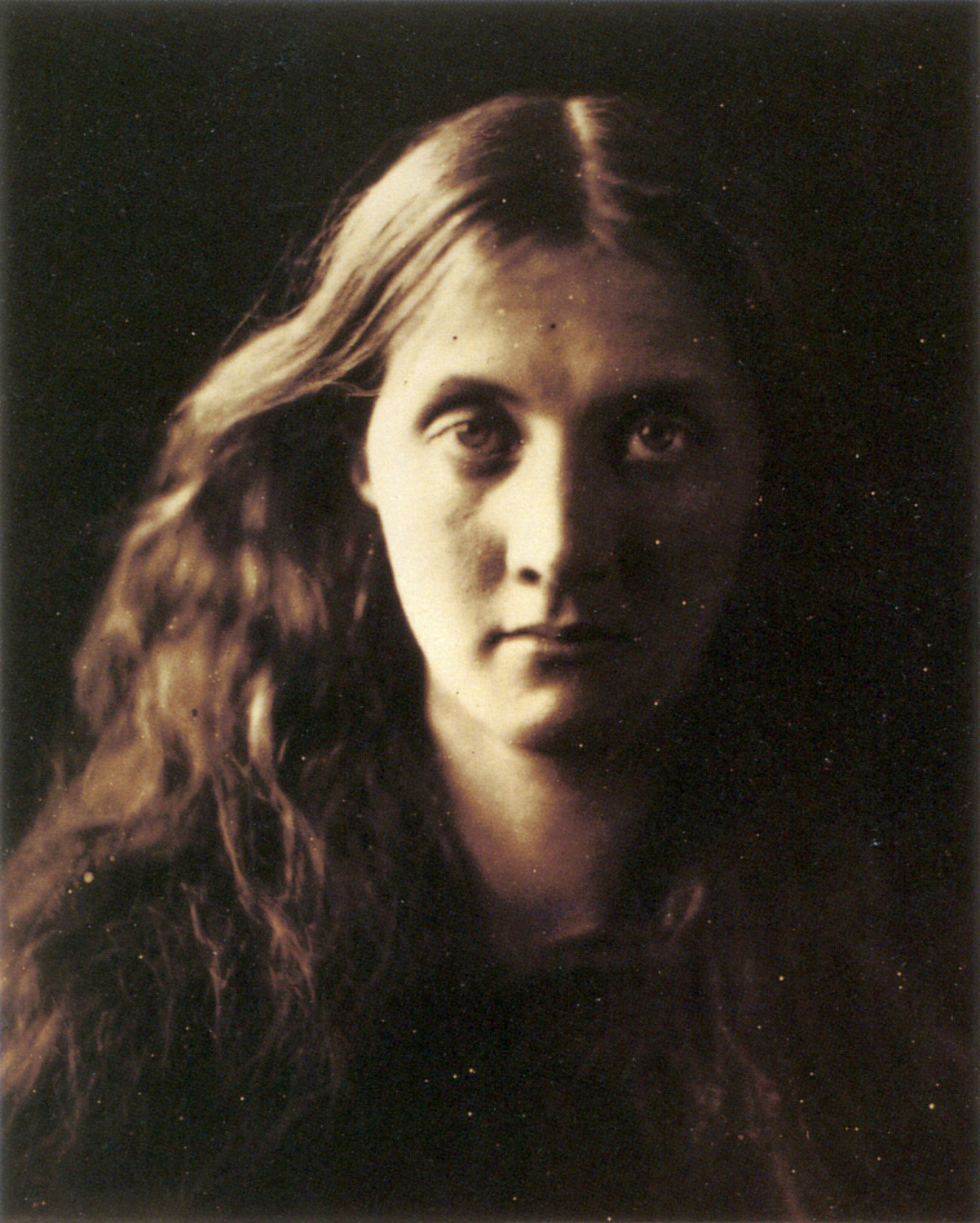 Image: A portrait by Julia Margaret Cameron. Image courtesy of Wikimedia