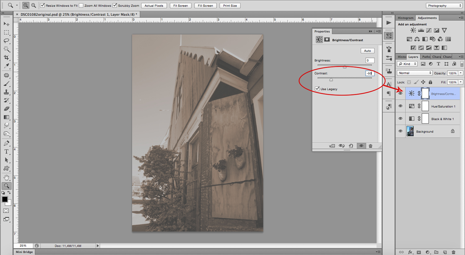 5 - How to Create a Lithography Effect Using Photoshop