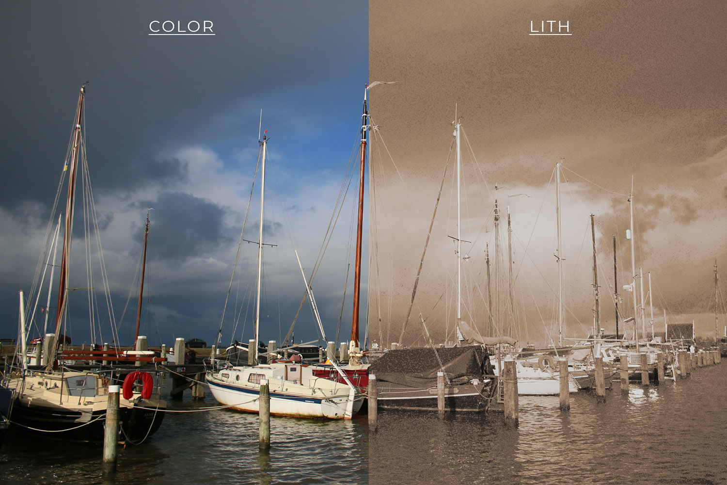 How to Create a Lithography Effect Using Photoshop