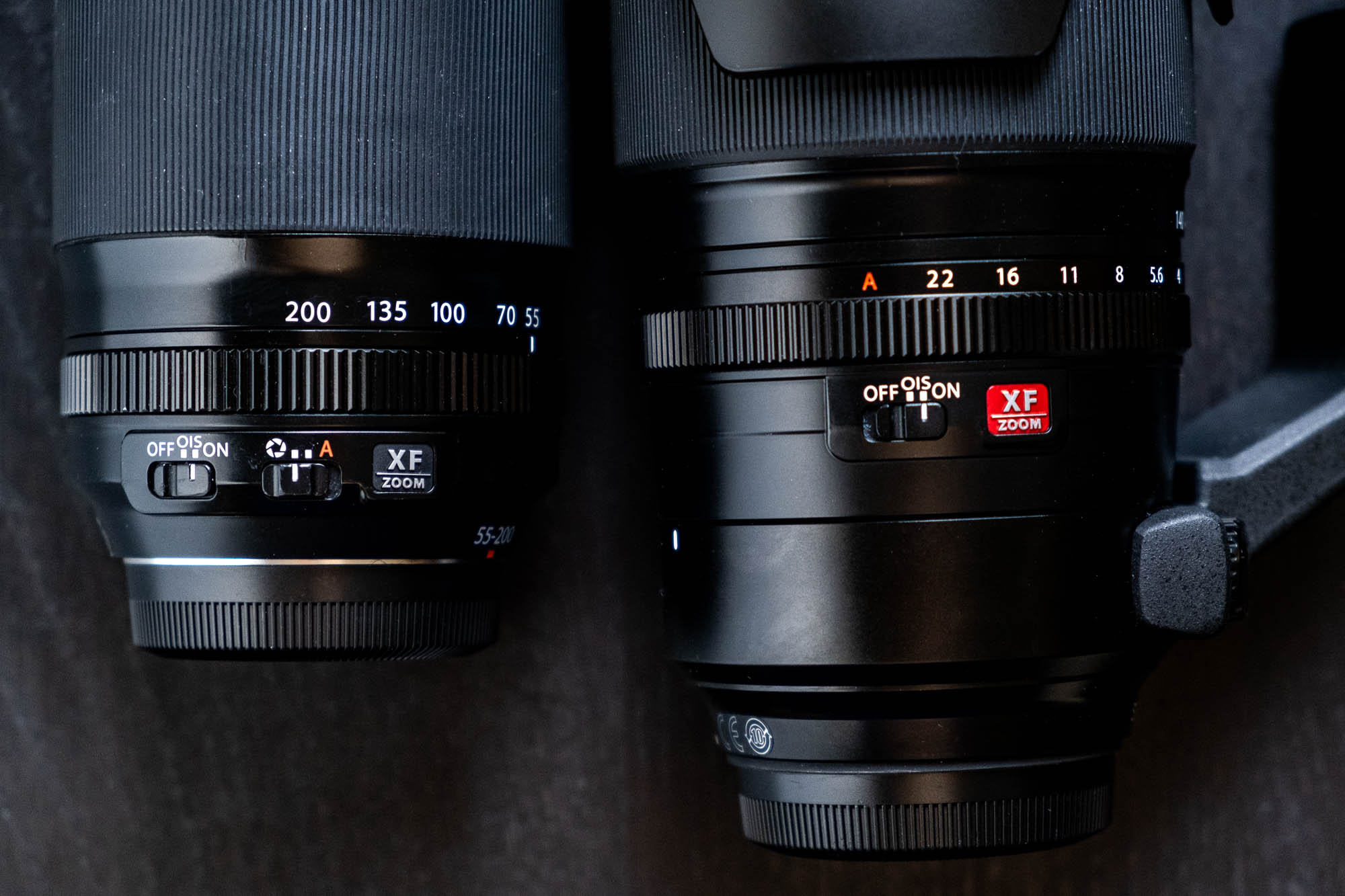 1 - Gear Review - Fujifilm 50-140mm vs 55-200mm
