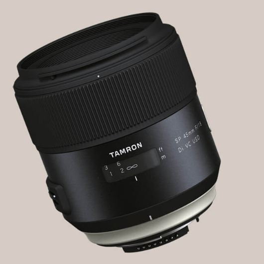 Win One of Two Lenses from Tamron!