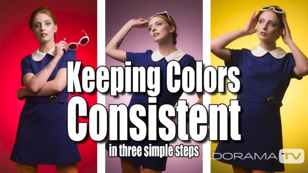 Keeping Colors Consistent in Photography in 3 Easy Steps