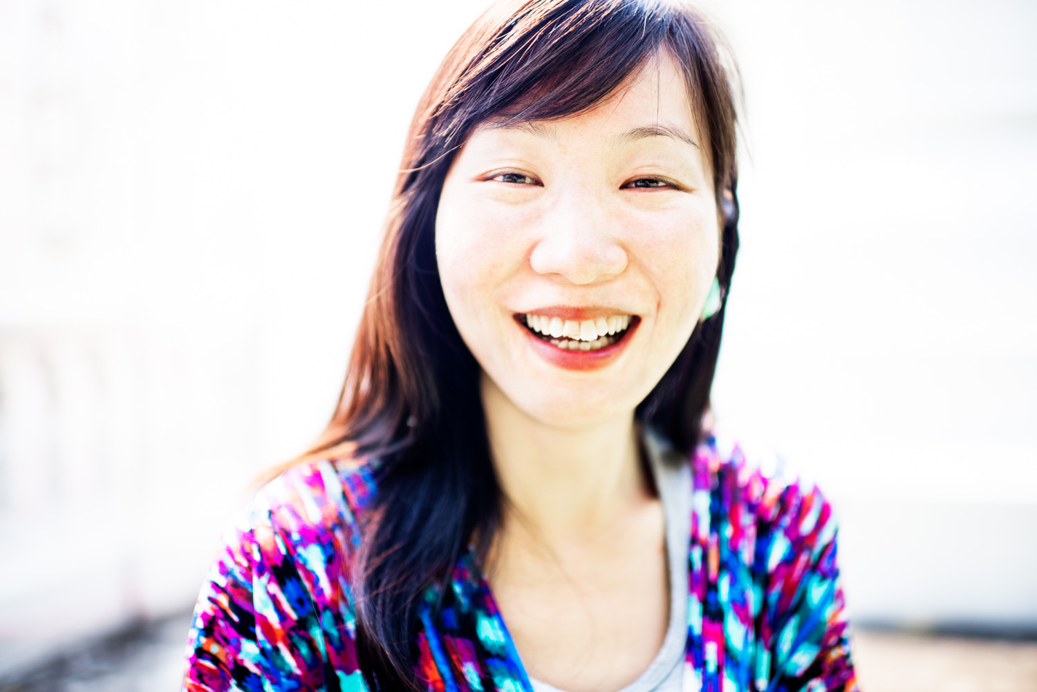 Pretty Chinese Woman Finding Your Strength In Isolation - 3 Methods To Make Your Subject Pop!