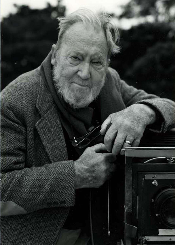 Image: Portrait of Morley Baer