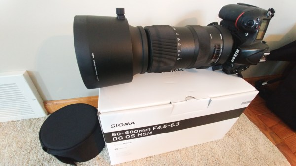 Review: Sigma 60-600mm f/4.5 – 6.3 DG OS HSM for Wildlife Photography