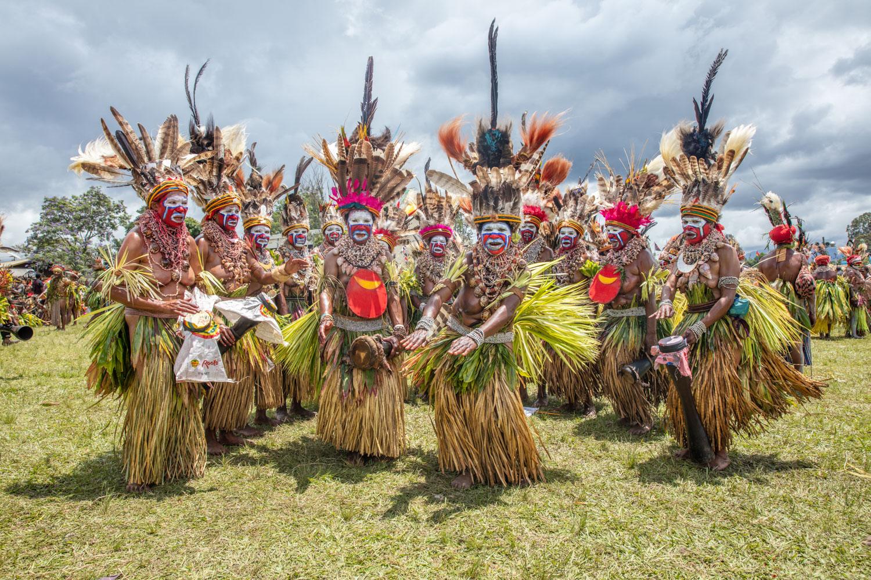 Image: Goroka Show, Papa New Guinea. © Jeremy Flint