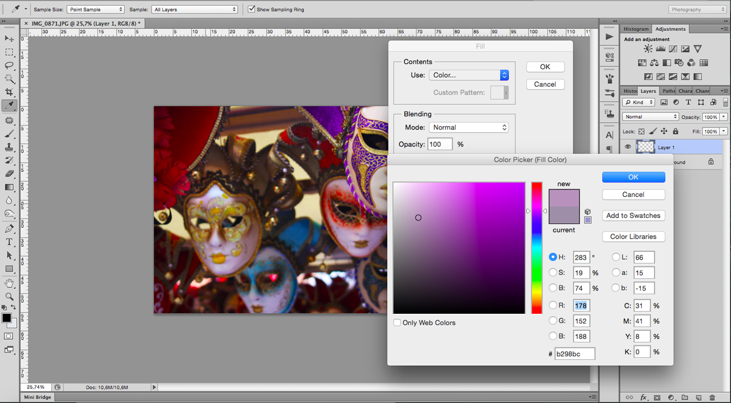 9- How to Make Great Photo Invitations in Photoshop