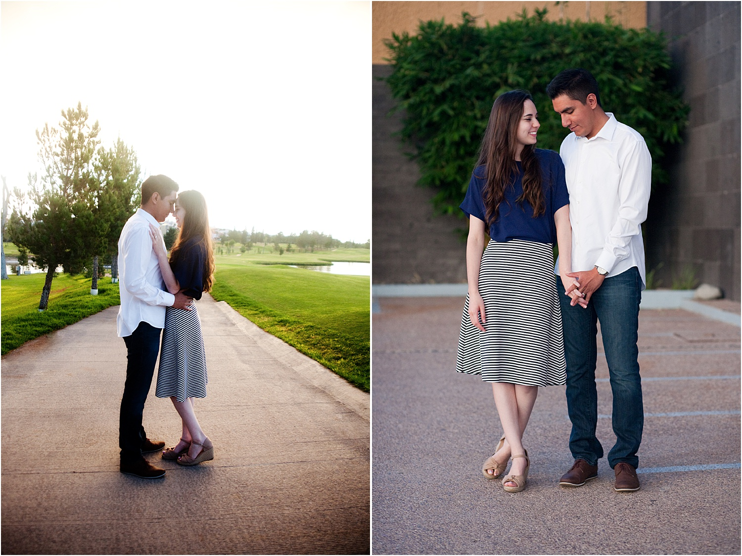 2 - Guide to the Best Poses for Engagement Photos