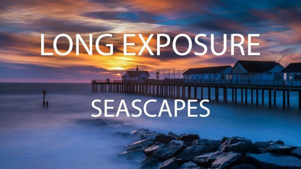How to Shoot Long Exposure Seascape Photography [video]