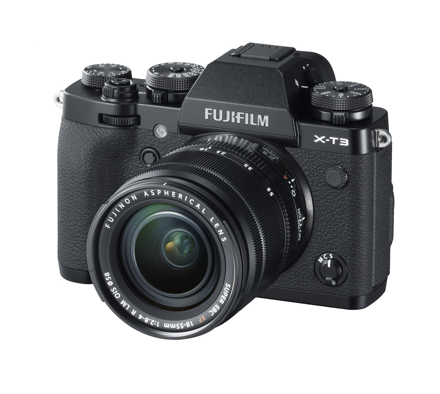 Image: Fuji's retro styling, mixed with cutting edge features make for a very exciting camera...