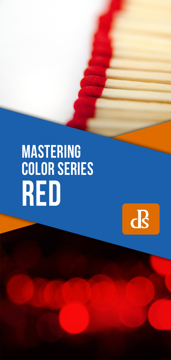 Mastering Color Series - Red