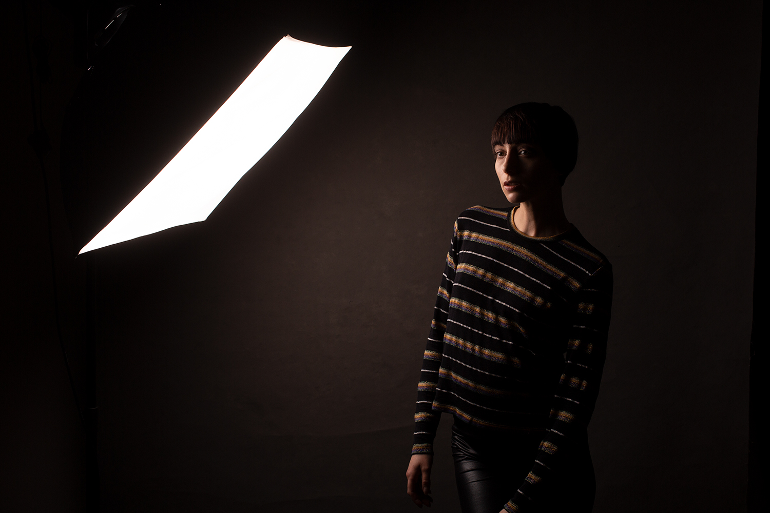 Image: Short lighting is trickier to set up than broad, but take your time and be deliberate in wher...
