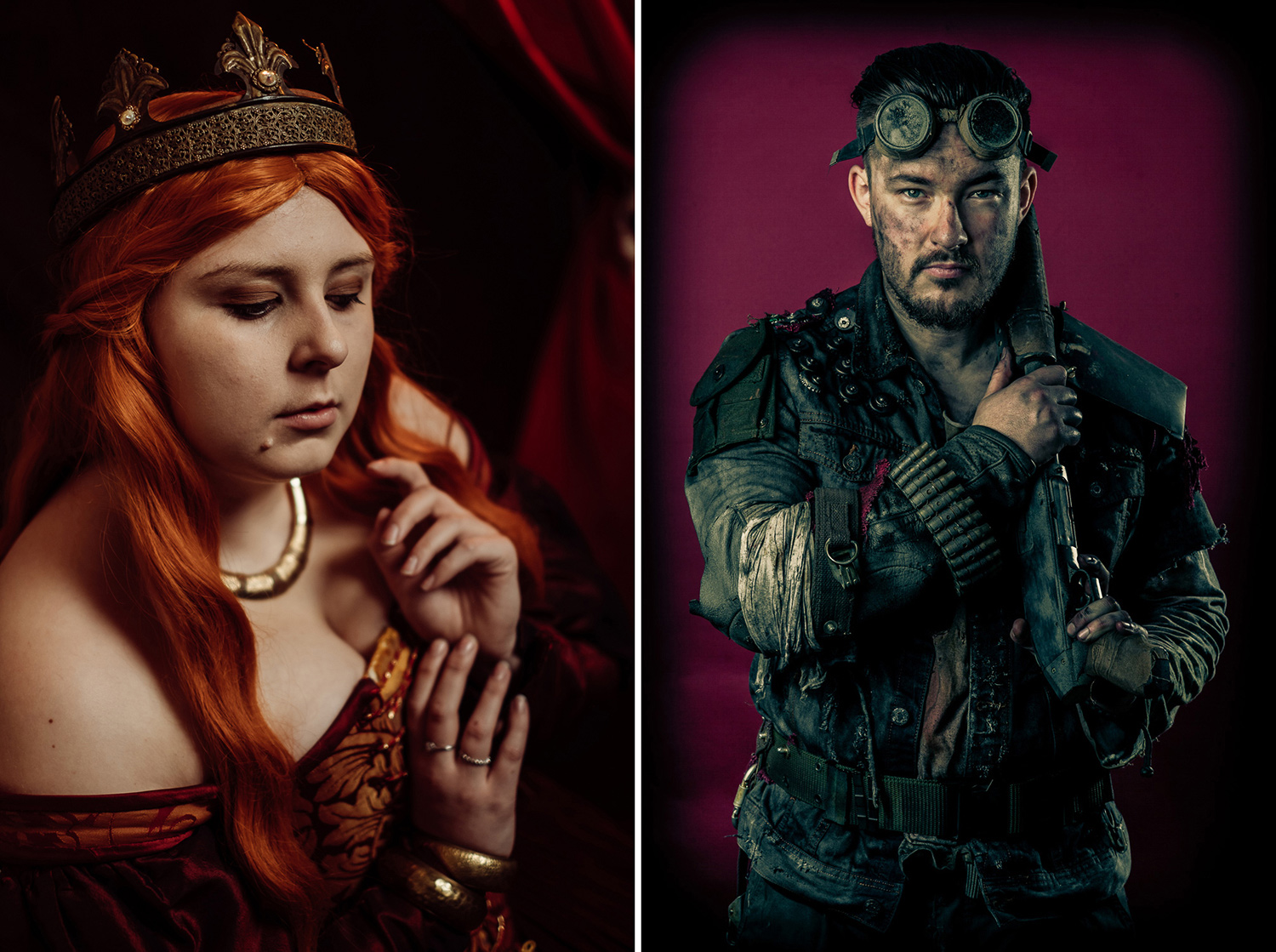 2 - 5 Tips for Photographing Portfolio-Worthy Costume Portraits - charlie moss