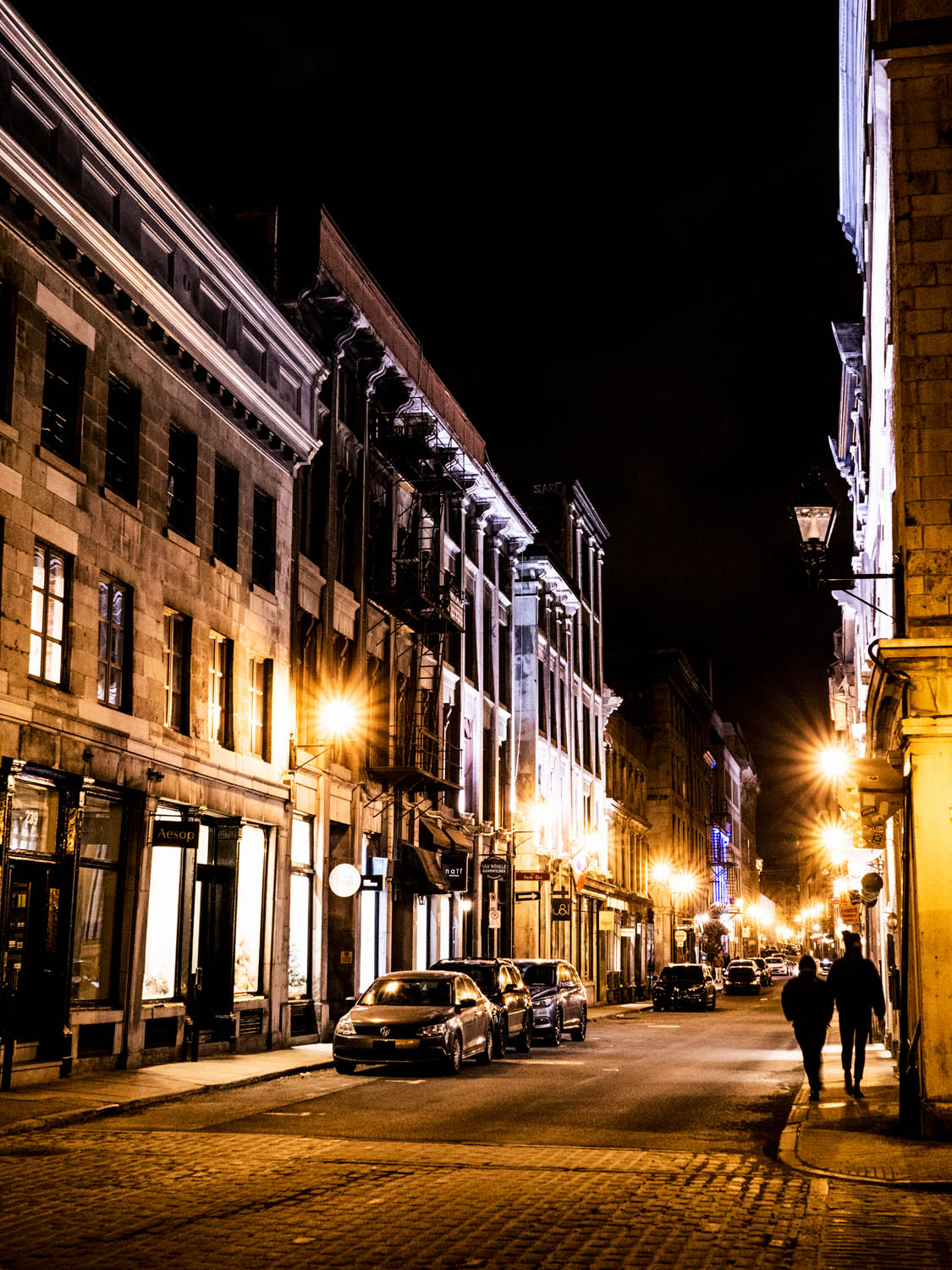 Image: Old Montreal. Photo by Mark C. Hughes ©