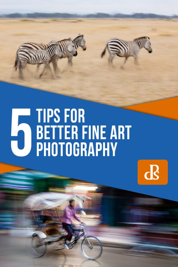 5 Tips for Shooting Fine Art Photography