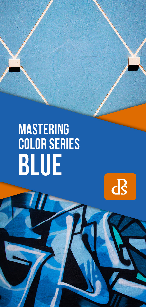 mastering color series - Blue