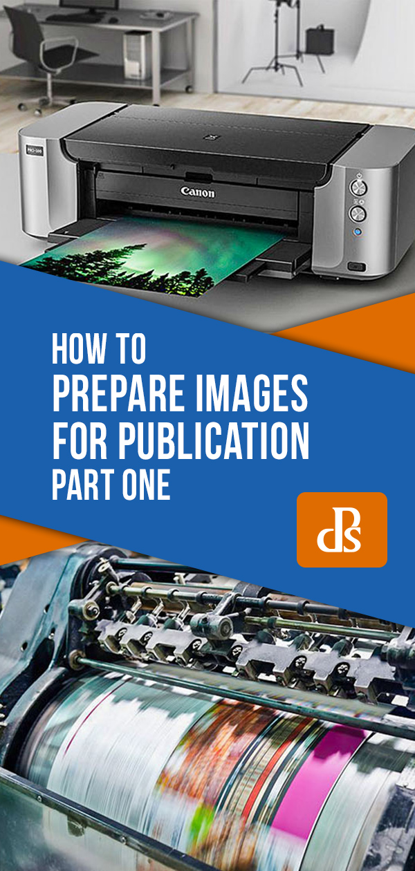 Preparing Images for Publication - Part one