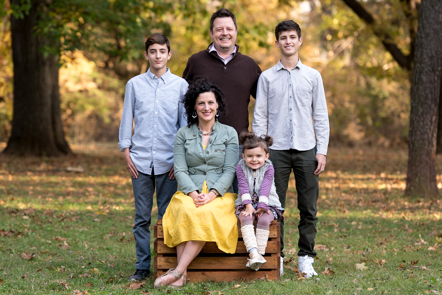 How to Build a Bench Prop for Great Portrait Photos