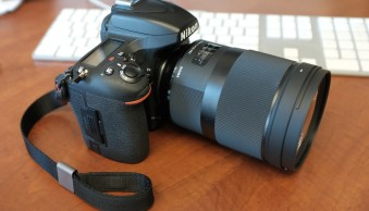 Review: Sigma 40mm f/1.4 DG HSM Art Lens