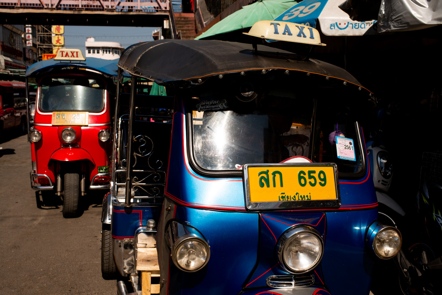 Documentary Travel Photography: How to Add More Interest to Your Travel Photos Tuktuks