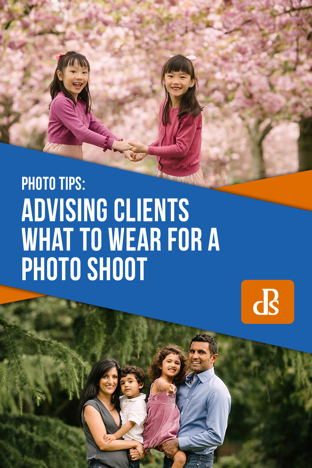 Advising Clients What to Wear for a Photo Shoot