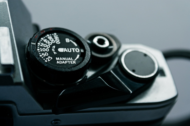 film cameras - Olympus OM10