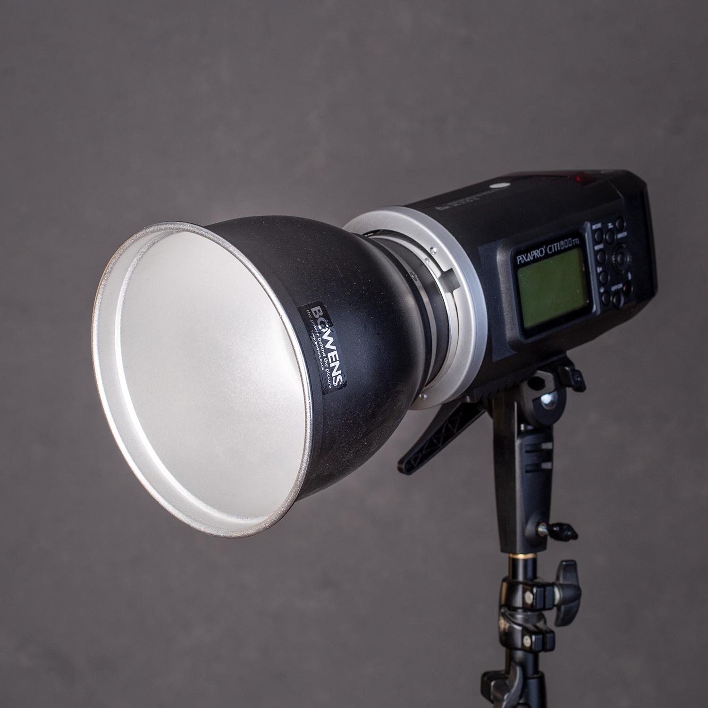 monolight close-up