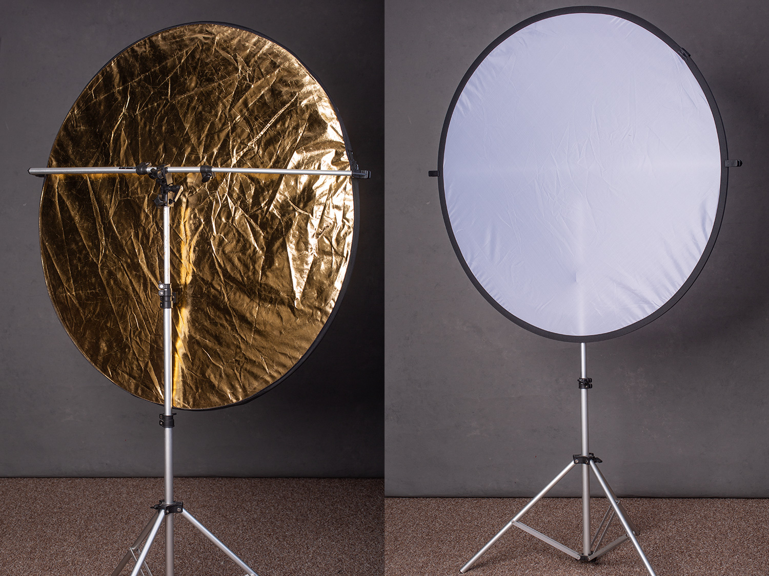 Image: Reflectors and diffusers are two vital tools when it comes to shaping and controlling your li...