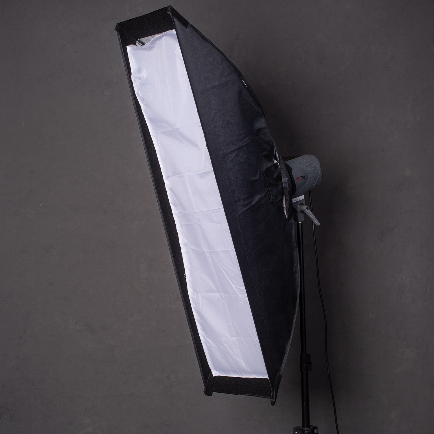 Image: Striplights are a useful type of softbox that offer very directional light.