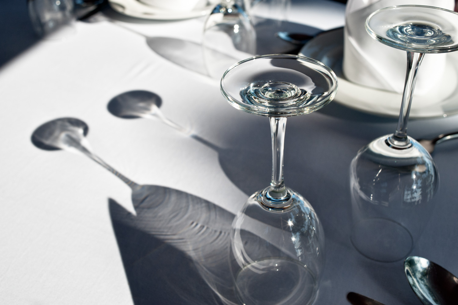 21 tips for Stock Photography Close up table setting