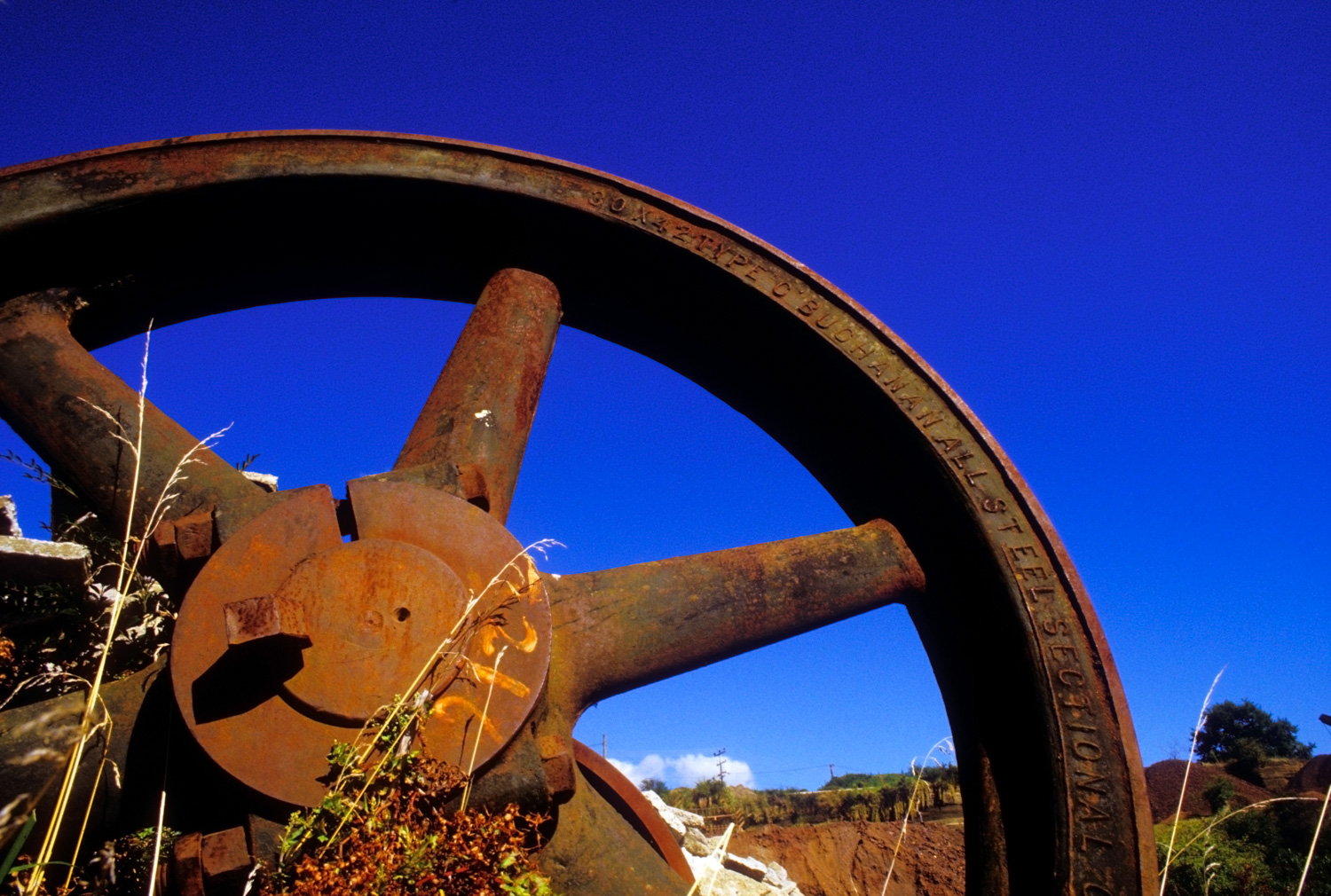 rusty wheel DPS Ultimate Guide to Photographing People for Shy Photographers