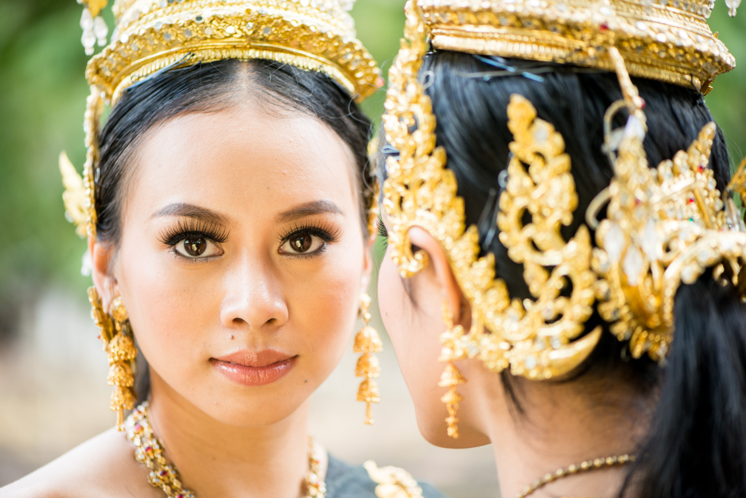 How To Control Depth of Field Thai models
